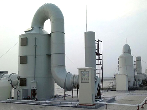 推荐废气处理设备
